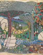 Twin Lakes Peace Mosaic